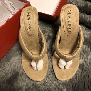 Mackin J Sandal Heels
